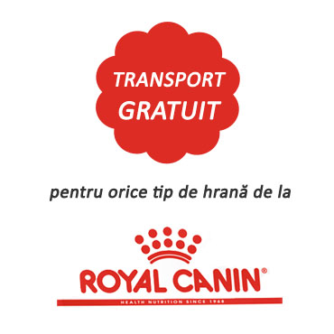 transport gratuit hrana royal canin